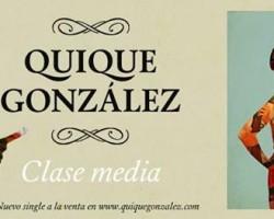 Quique González publica una nueva canción
