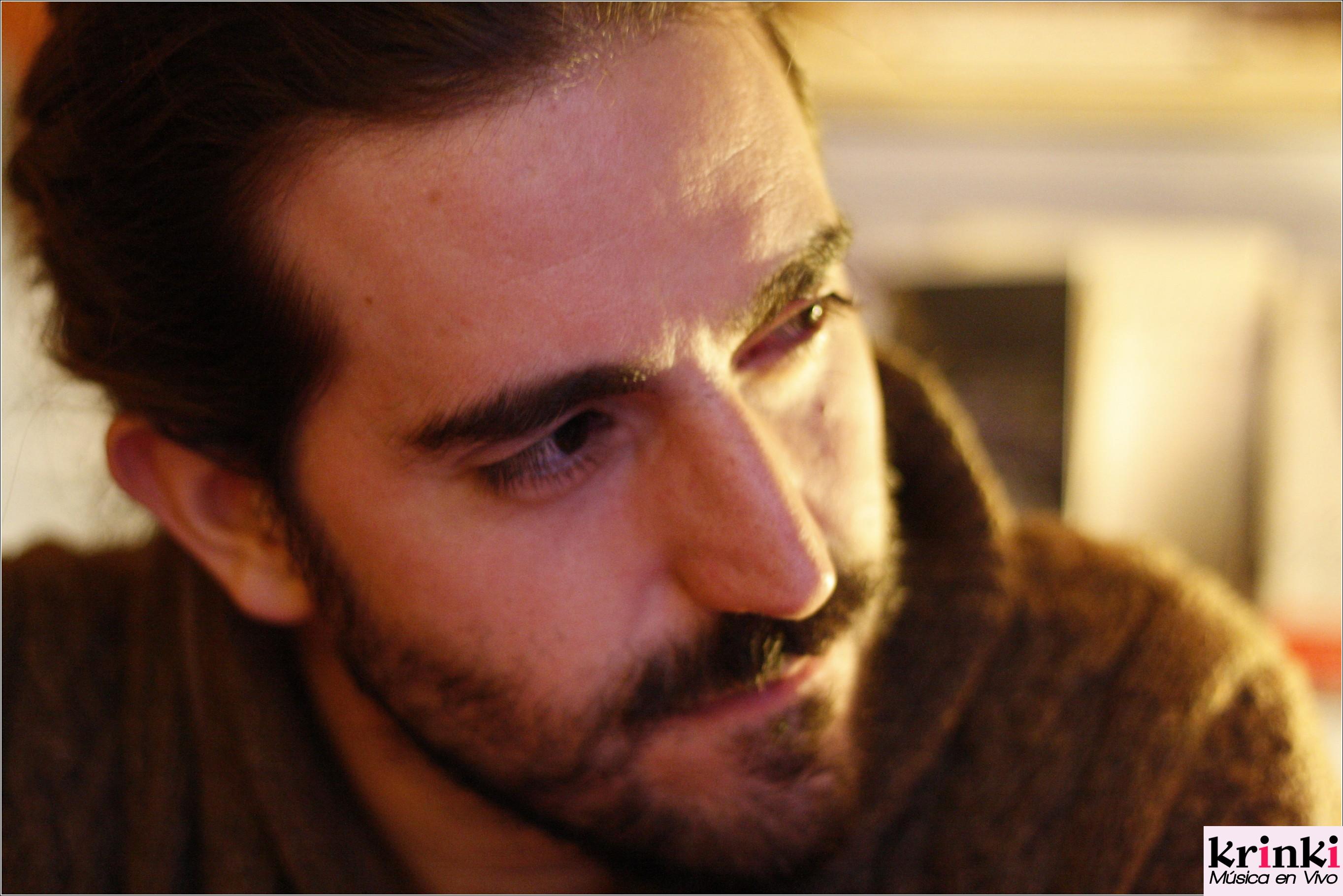 Andrés Suárez - Entrevista Krinki Beli