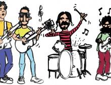"""La Billy Boom Band """"despierta tu entusiasmo"""" en la Plaza de Colón"""