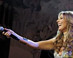La diva del jazz, Lucy Lummis, presenta en Madrid su primer disco como solista