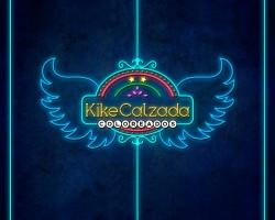 Kike Calzada presenta su nuevo disco: Coloreados