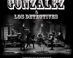 Quique González & Los Detectives en el Barclaycard Center de Madrid