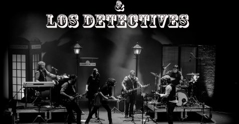 Quique González & Los Detectives en el Barclaycard Center de Madrid