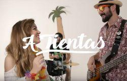 """Granjeros, mecánicos, hippies y hasta rock stars en el videoclip de """"A Tientas"""" de VAHO"""